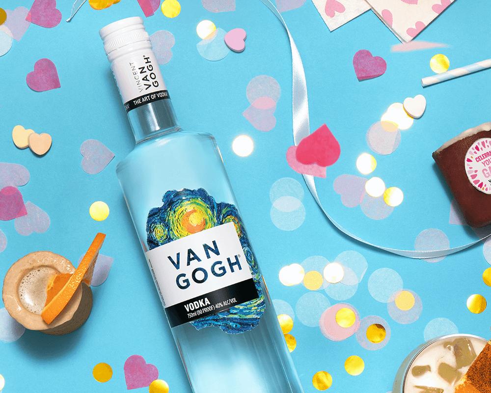 Van Gogh Vodka 8